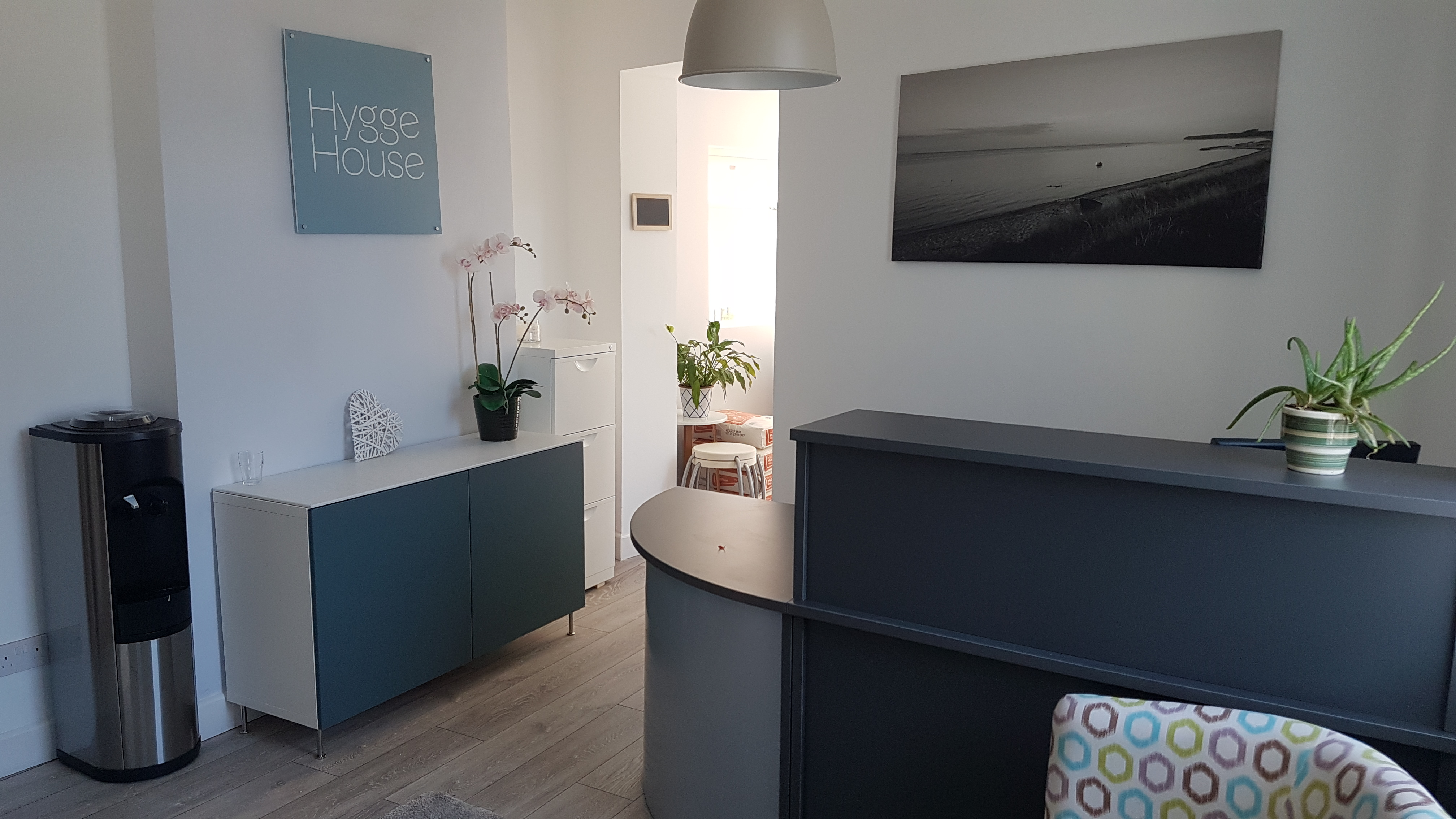 Hygge House Reception